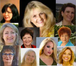 Nine amazing practitioners and authors leading the seminar.  Join us in Irvine 2-6 pm.